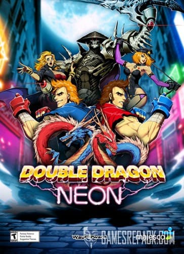 Double Dragon: Neon (Midnight City) (ENG/RUS) [Repack] от R.G. Catalyst