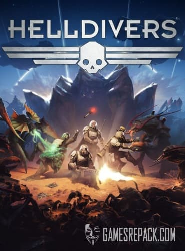 HELLDIVERS (Playstos Entertainment) (RUS/ENG/Multi18) [Repack] от R.G. Catalyst
