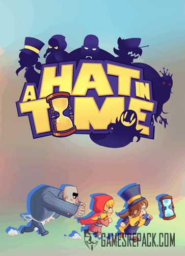 A Hat in Time (Gears for Breakfast) (ENG) [Repack] от R.G. Catalyst