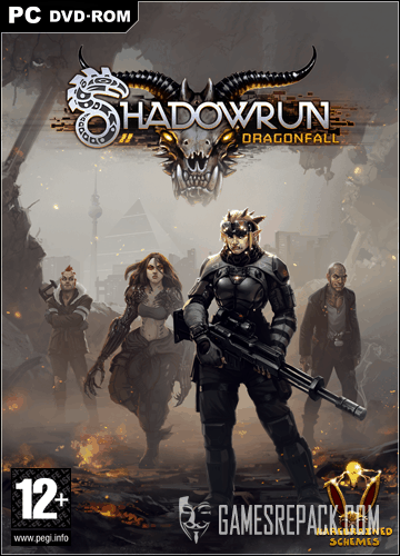 Shadowrun Returns (Harebrained Schemes) (ENG / RUS / Multi7) [Repack] от R.G. Catalyst