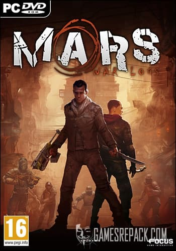 Mars: War Logs (Focus Home Interactive \ 1C-СофтКлаб) (RUS\ENG\Multi7) [Repack] от R.G. Catalyst
