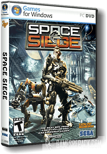 Space Siege (SEGA \ Софт Клаб) (RUS \ ENG) [Lossless Repack] от R.G.Catalyst