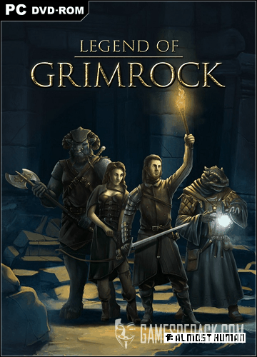 Legend of Grimrock (Almost Human) (RUS / ENG) [RePack] от R.G. Catalyst