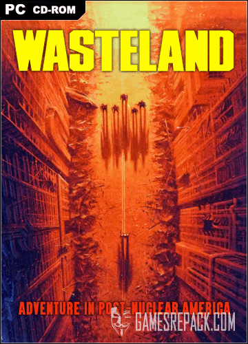 Wasteland: The Original Classic (InXile Entertainment / Interplay) (ENG) [Repack] от R.G. Catalyst
