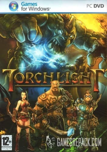 Torchlight (Perfect World Entertainment \ Новый Диск) (RUS|ENG) [Fixed Repack] от R.G. Catalyst
