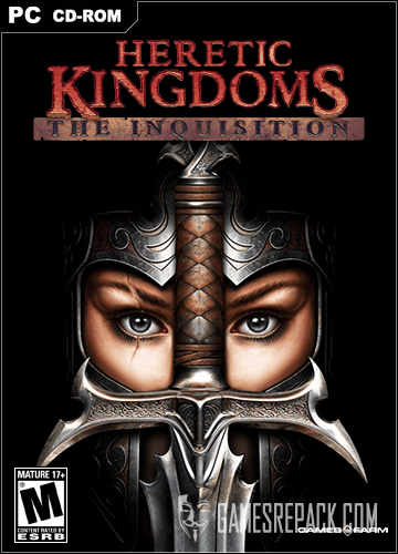 Kult: Heretic Kingdoms / Heretic Kingdoms: The Inquisition / Культ: Королевства ереси (Project Three Interactive / bitComposer Games) (RUS / ENG) [RePack] от R.G. Catalyst