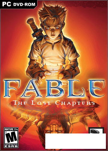 Fable: The Lost Chapters (Microsoft) (RUS / ENG) [Repack] от R.G. Catalyst