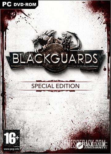 Blackguards (Daedalic Entertainment) (RUS / ENG / MULTi11) [RePack] от R.G. Catalyst