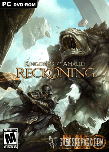 Kingdoms of Amalur: Reckoning (Electronic Arts) (RUS / ENG) [Repack] от R.G. Catalyst