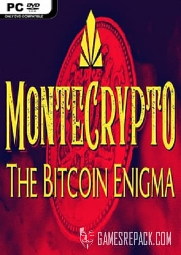 MonteCrypto: The Bitcoin Enigma (Gem Rose Accent) (ENG) [L]