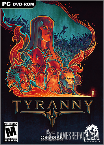 Tyranny - Overlord Edition (Paradox Interactive) (RUS / ENG / MULTi6) [RePack] от R.G. Catalyst