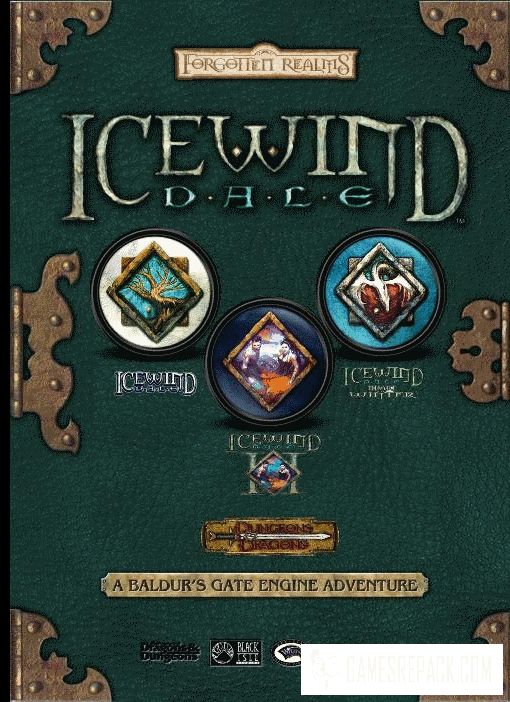 Icewind Dale Dilogy (Interplay) (Eng/Rus) [RePack] от R.G. Catalyst