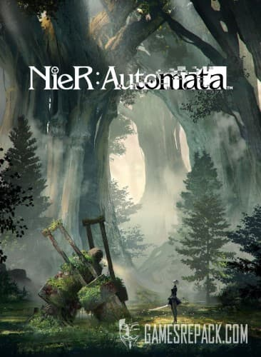 NieR: Automata - Day One Edition (Square Enix) (RUS / ENG / MULTI7) [Repack] от R.G. Catalyst