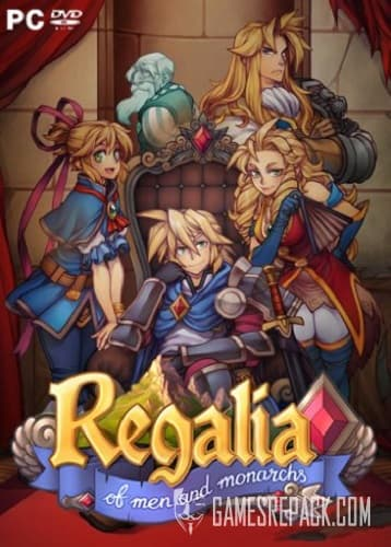 Regalia: Of Men and Monarchs - Royal Edition (Klabater) (ENG/MULTi3) [L]