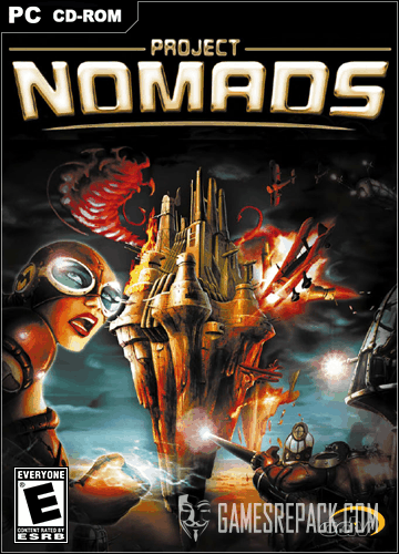 Project Nomads (CDV Entertainment) (RUS / ENG) [RePack] от R.G. Catalyst