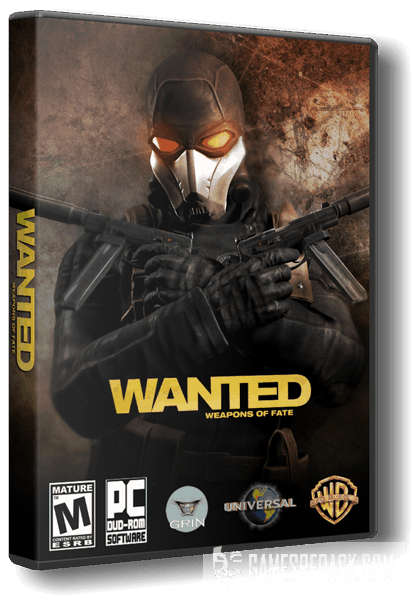 Wanted: Weapons of Fate / Особо опасен: Орудие судьбы (Warner Bros. Interactive Entertainment / 1С) (ENG/RUS) [Lossless Repack] от R.G. Catalyst