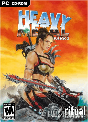 Heavy Metal F.A.K.K. 2 (Gathering of Developers) (RUS / ENG) [Repack] от R.G. Catalyst