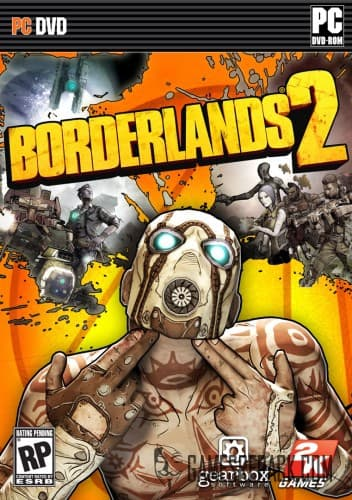 Borderlands 2 (2K Games / 1С-СофтКлаб) (RUS) [Repack] от R.G. Catalyst