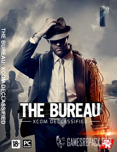 The Bureau: XCOM Declassified (2K Games \ 1C-СофтКлаб) (ENG \ RUS \ Multi) [Repack] от R.G. Catalyst