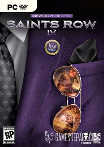 Saints Row IV (Deep Silver) (RUS\ENG\ Multi8) [Repack] от R.G. Catalyst
