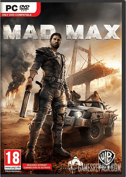 Mad Max (Warner Bros. Interactive Entertainment) (RUS\ENG\MULTi10) [Repack] от R.G. Catalyst