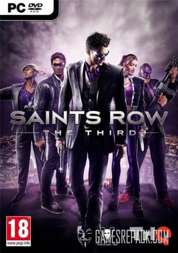 Saints Row: The Third (THQ/Акелла) (ENG/RUS/MULTI9) [Repack] от R.G. Catalyst