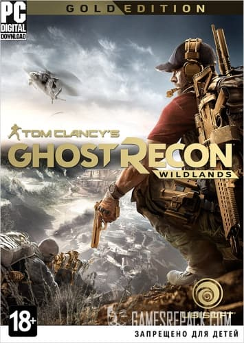 Tom Clancy's Ghost Recon: Wildlands - Gold Edition (Ubisoft Entertainment) (RUS/ENG/MULTi15) [Repack] от R.G. Catalyst