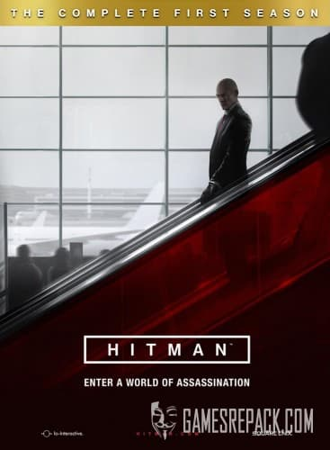 Hitman: The Complete First Season (Square Enix) (RUS\ENG\MULTI9) [Repack] от R.G. Catalyst