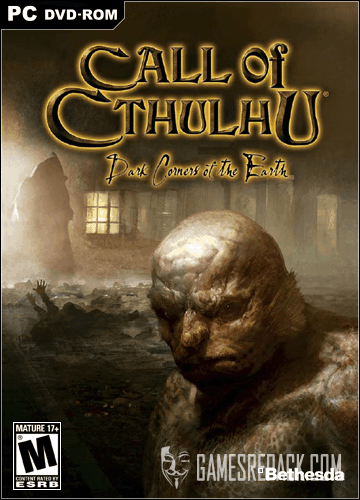 Call of Cthulhu: Dark Corners of the Earth (Bethesda Softworks) (RUS / ENG / MULTi4) [RePack] от R.G. Catalyst