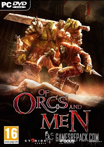 Of Orcs and Men (Focus Home Interactive) (ENG/RUS|Multi8) [Repack] от R.G. Catalyst