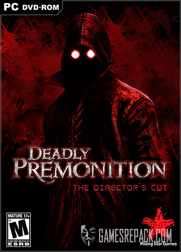 Deadly Premonition: Director's Cut (Rising Star Games) (RUS/ENG/MULTi5) [RePack] от R.G. Catalyst