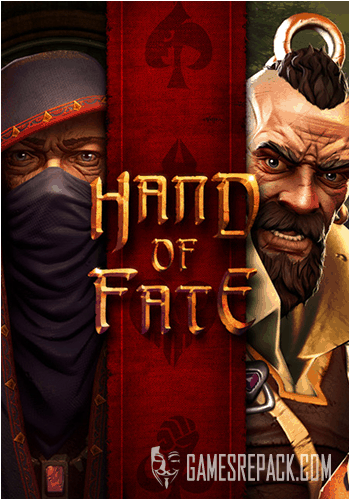 Hand of Fate (Defiant Development) (RUS/ENG/MULTi12) [Repack] от R.G. Catalyst
