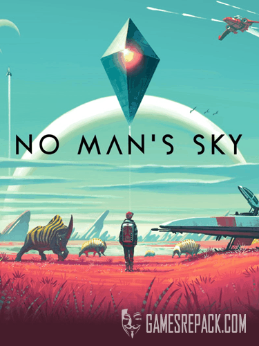 No Man's Sky (Hello Games) (ENG/RUS|MULTI14) [Repack] от R.G. Catalyst