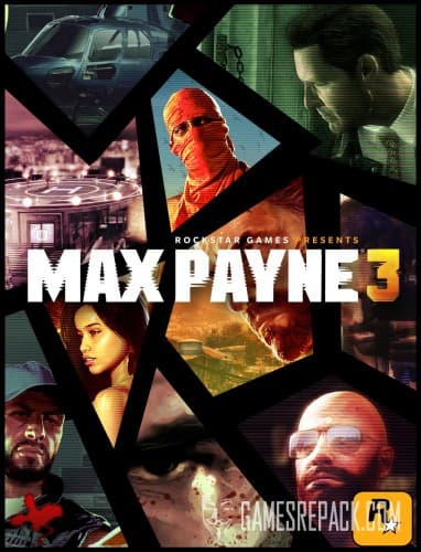 Max Payne 3 Complete Edition (RUS/ENG/MULTI8) [Repack] от R.G. Catalyst