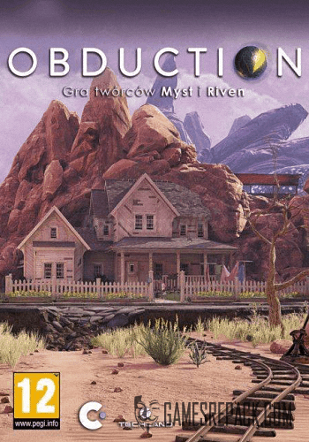 Obduction (Cyan Inc) (RUS/ENG/MULTi8) [Repack] от R.G. Catalyst