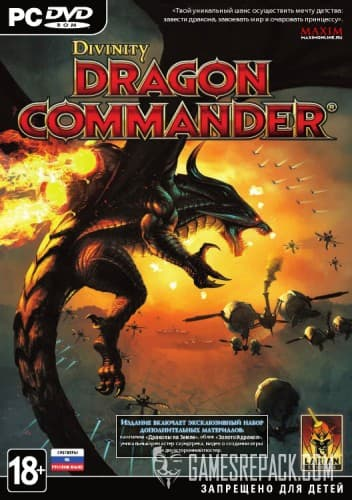 Divinity. Dragon Commander. Imperial Edition (RUS / ENG) [Repack] от R.G. Catalyst