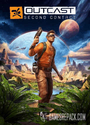 Outcast - Second Contact (Bigben Interactive) (RUS/ENG/MULTi7) [Repack] от R.G. Catalyst
