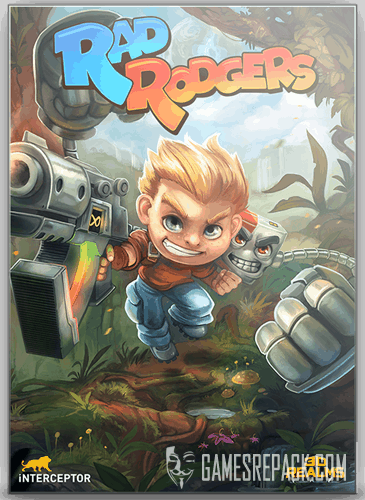 Rad Rodgers (THQ Nordic, 3D Realms) (ENG/RUS|MULTI11) [Repack] от R.G. Catalyst