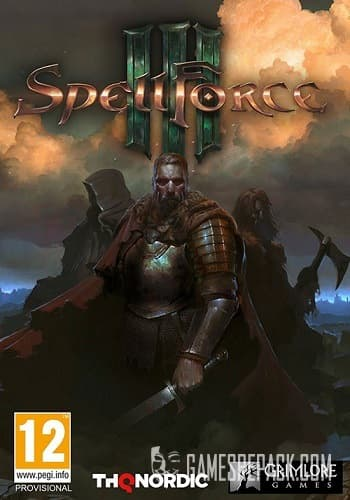 Spellforce III (THQ Nordic) (RUS/ENG|MULTI8) [Repack] от R.G. Catalyst