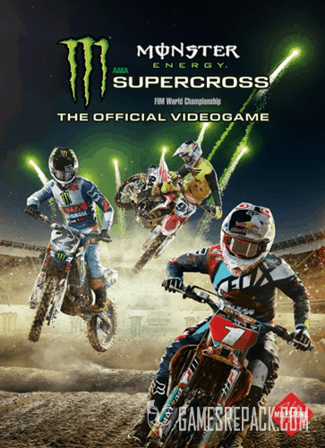 Monster Energy Supercross - The Official Videogame (Milestone S.r.l.) (ENG/MULTI6) [Repack] от R.G. Catalsyt