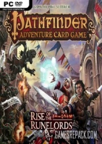 Pathfinder Adventures - Rise of the Goblins Deck 2 (Obsidian Entertainment) (ENG) [L]