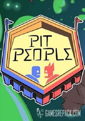 Pit People (The Behemoth) (RUS|ENG|MULTi11) [L]