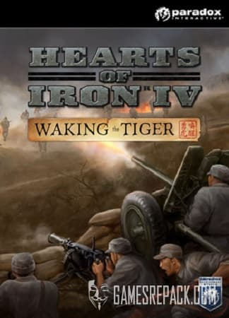 Hearts of Iron IV: Waking the Tiger (Paradox Interactive) (RUS/ENG/MULTi7)  [L]