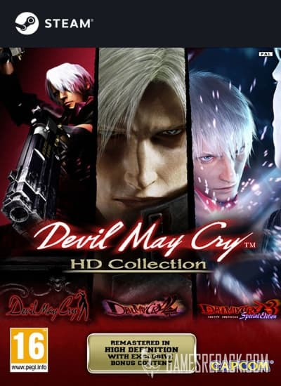 Devil May Cry HD Collection (CAPCOM Co., Ltd.) (ENG|SPA|MULTi7) [L]