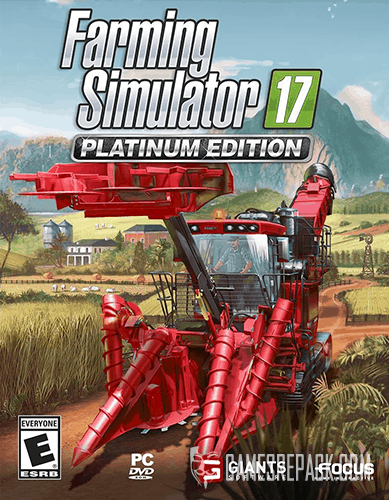 Farming Simulator 17: Platinum Edition (Focus Home Interactive) (RUS|ENG|MULTi) [L]