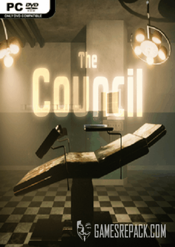 The Council of Hanwell (Nathan Seedhouse) (ENG) [L]