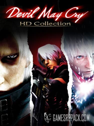 Devil May Cry HD Collection (ENG/MULTI7) [Repack] от R.G. Catalyst