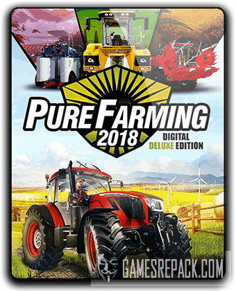 Pure Farming 2018: Digital Deluxe Edition (2018) RePack от qoob