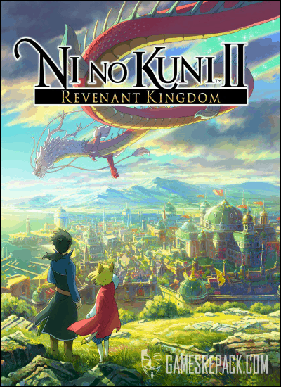Ni no Kuni II: Revenant Kingdom (BANDAI NAMCO Entertainment) (RUS|ENG|MULTi7) [L]