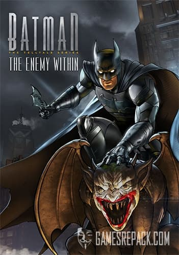 Batman: The Enemy Within - The Telltale Series (RUS/ENG/MULTI9) [Repack] by FitGirl